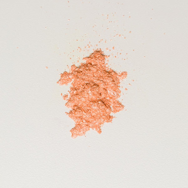 Apricot Glitter Diamond Dust