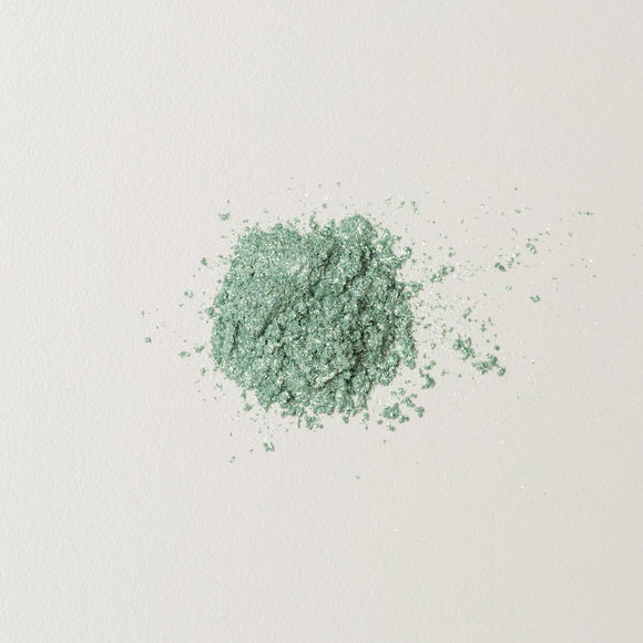 Frosted Aqua Diamond Dust
