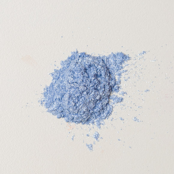Sky Blue Diamond Dust
