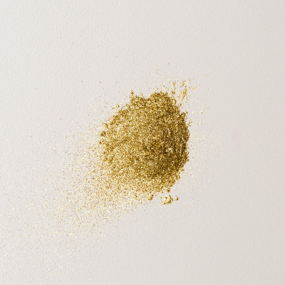 Gold Metallic Highlighter Dust - 4 grams