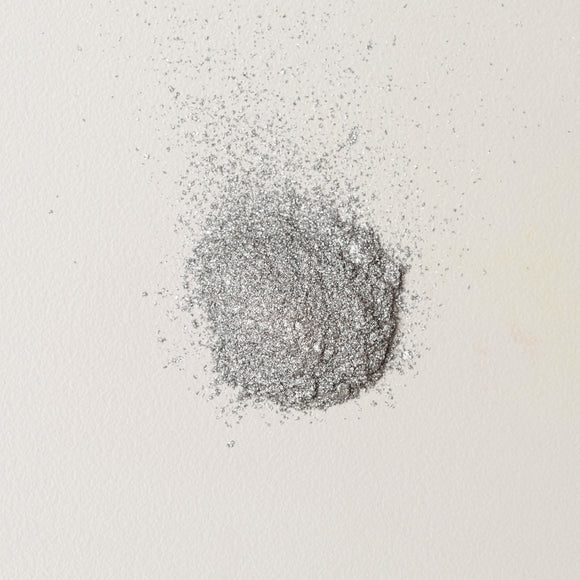 Silver Metallic Highlighter Dust - 2 grams