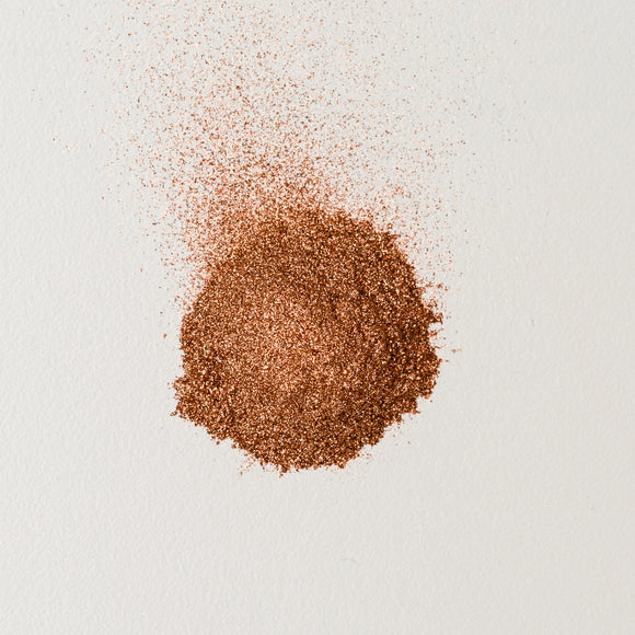 Rose Gold Metallic Highlighter Dust - 4 grams