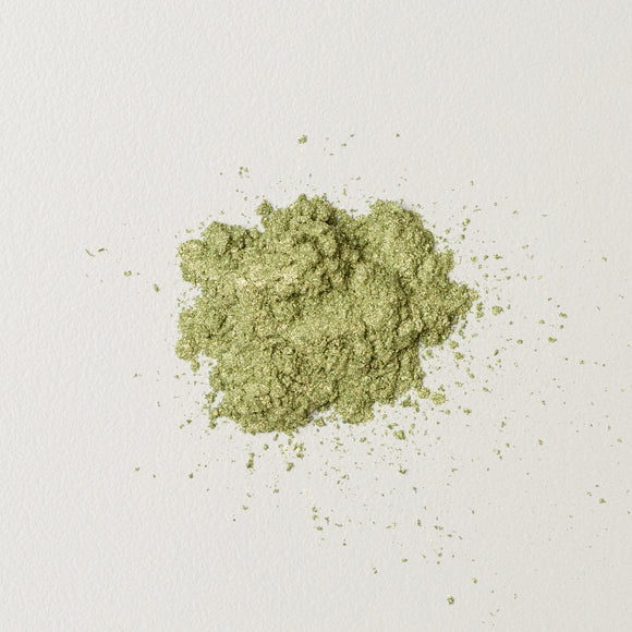 Avocado Luster Dust (aka Grass green)