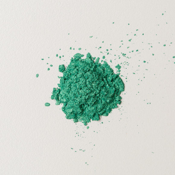 Emerald Luster Dust (aka Irish Green)