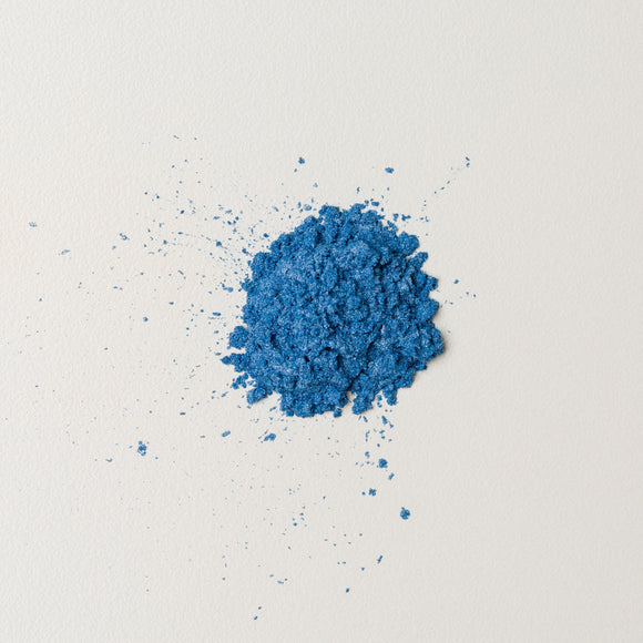 French Blue Luster Dust