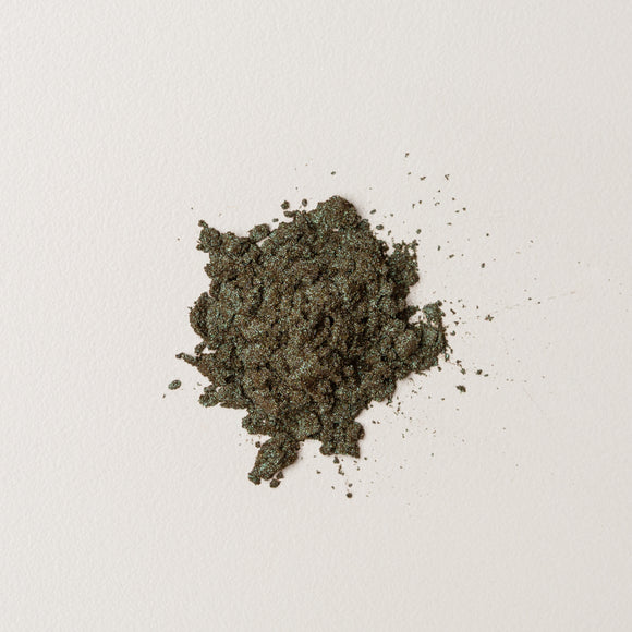 Jungle Green Luster Dust