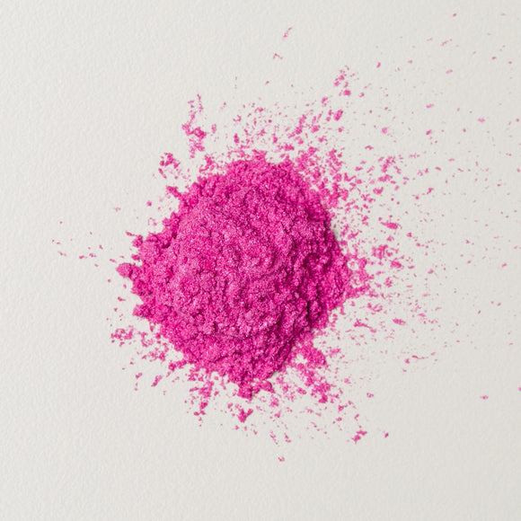 Rose Pink Luster Dust (aka Pink Peony)