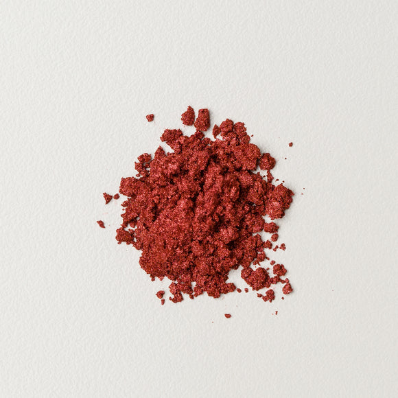 Rouge Flambe Luster Dust (aka Red Garnet)