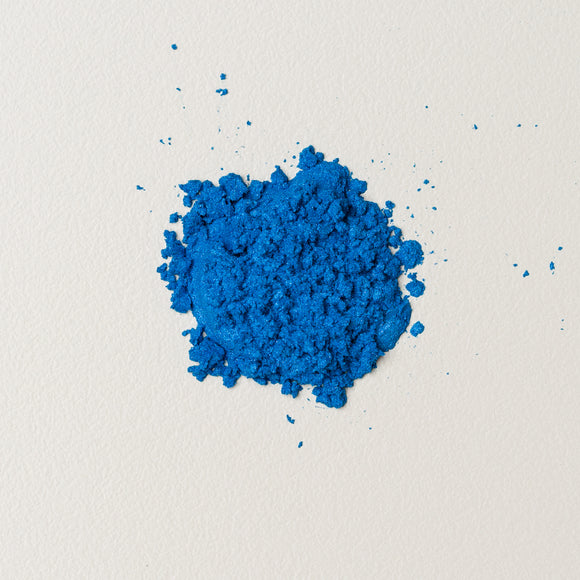 Moroccan Blue Luster Dust