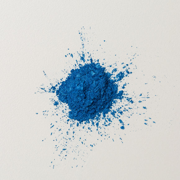 Super Blue Luster Dust (aka Prussian Blue)