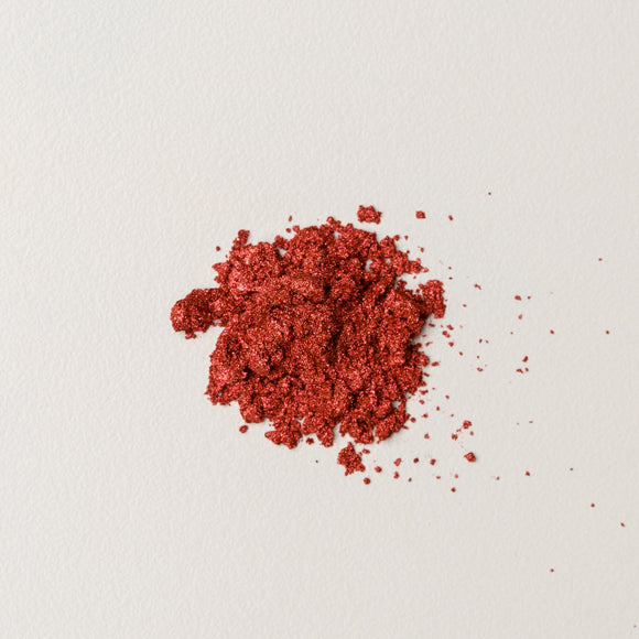 Red Amber Luster Dust