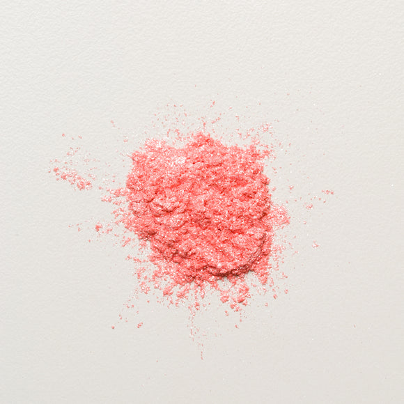 Coral Blush Luster Dust (Edible)