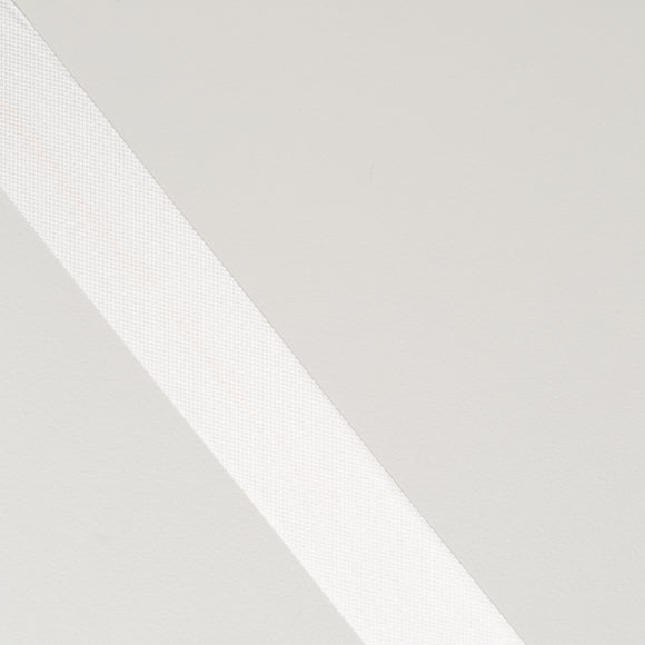 White Waterproof Ribbon 1 inch