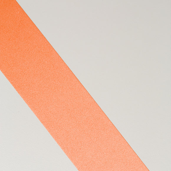 Orange Waterproof Ribbon 1.5 inch