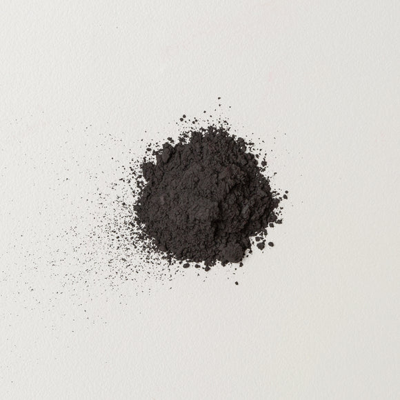Charcoal Black Petal Dust (Edible)