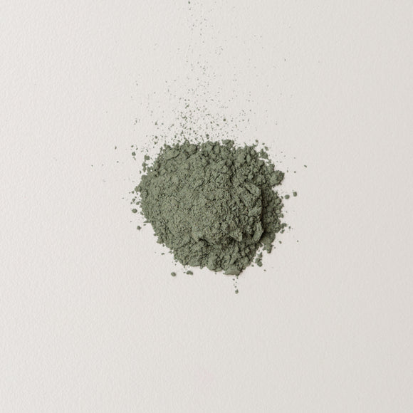 Forest Green Petal Dust (Edible)