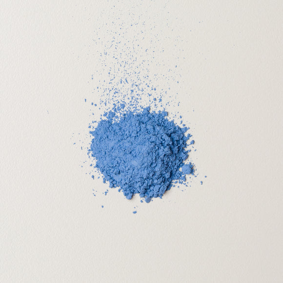 Marine Blue Petal Dust (Edible)