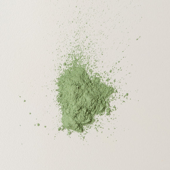Moss Green Petal Dust (Edible)