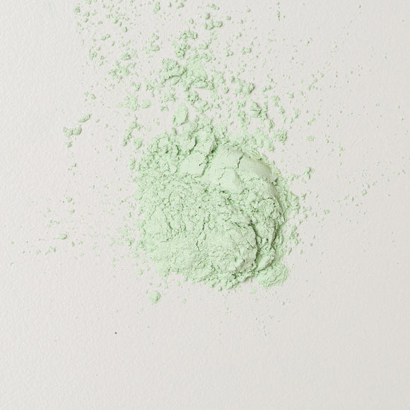 Pale Green Petal Dust