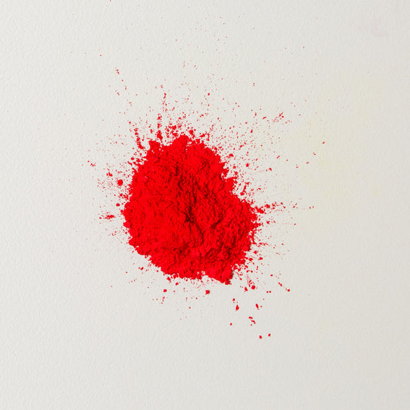 Poppy Red Petal Dust (Edible)