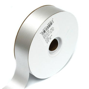 Silver Waterproof Ribbon 1 inch
