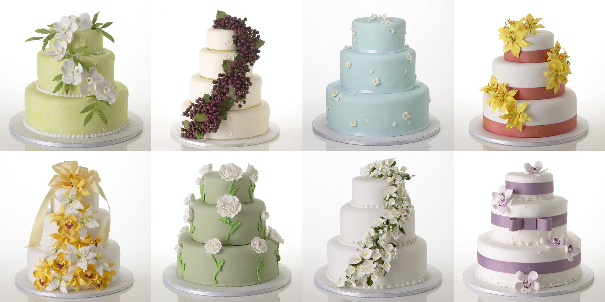 Pre Made Royal Icing Cake Decorations