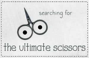 The Search for the Perfect Scissors