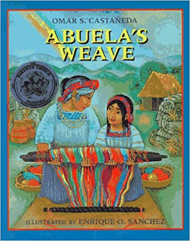 Abuela's Weave book review