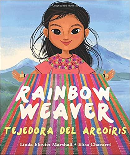 Rainbow Weaver Book Review
