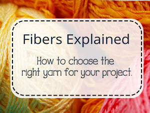 yarn fiber explained