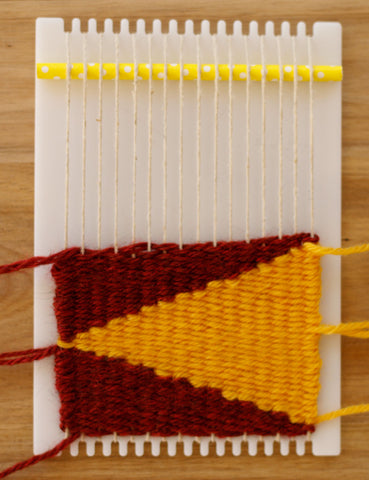 Learn to Weave Diagonals