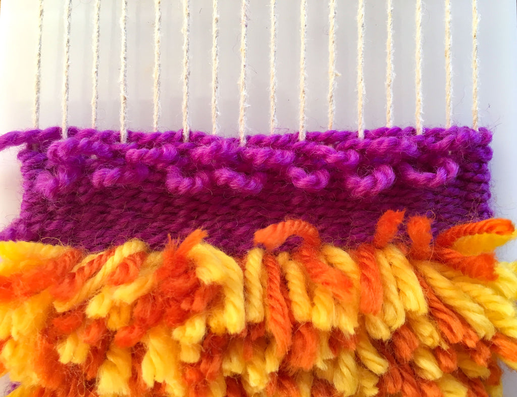 weaving loops