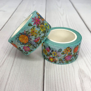 Happy Meadow Washi Tape