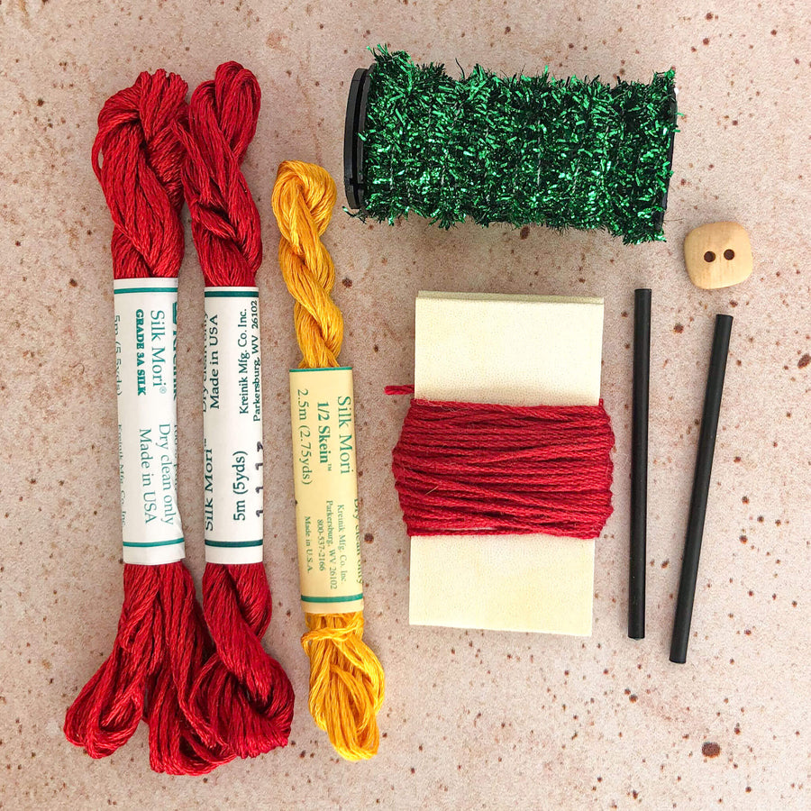 Christmas Tree Kit - without the loom
