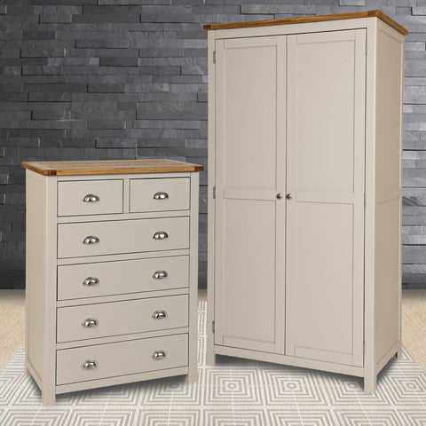 Portland Painted Bedroom Furniture