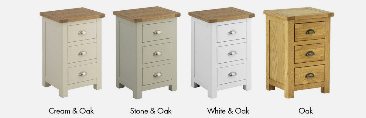 Portland Furniture 4 Finishes
