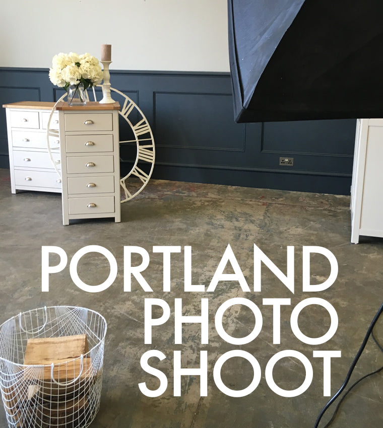 Portland Furniture Photo Shoot