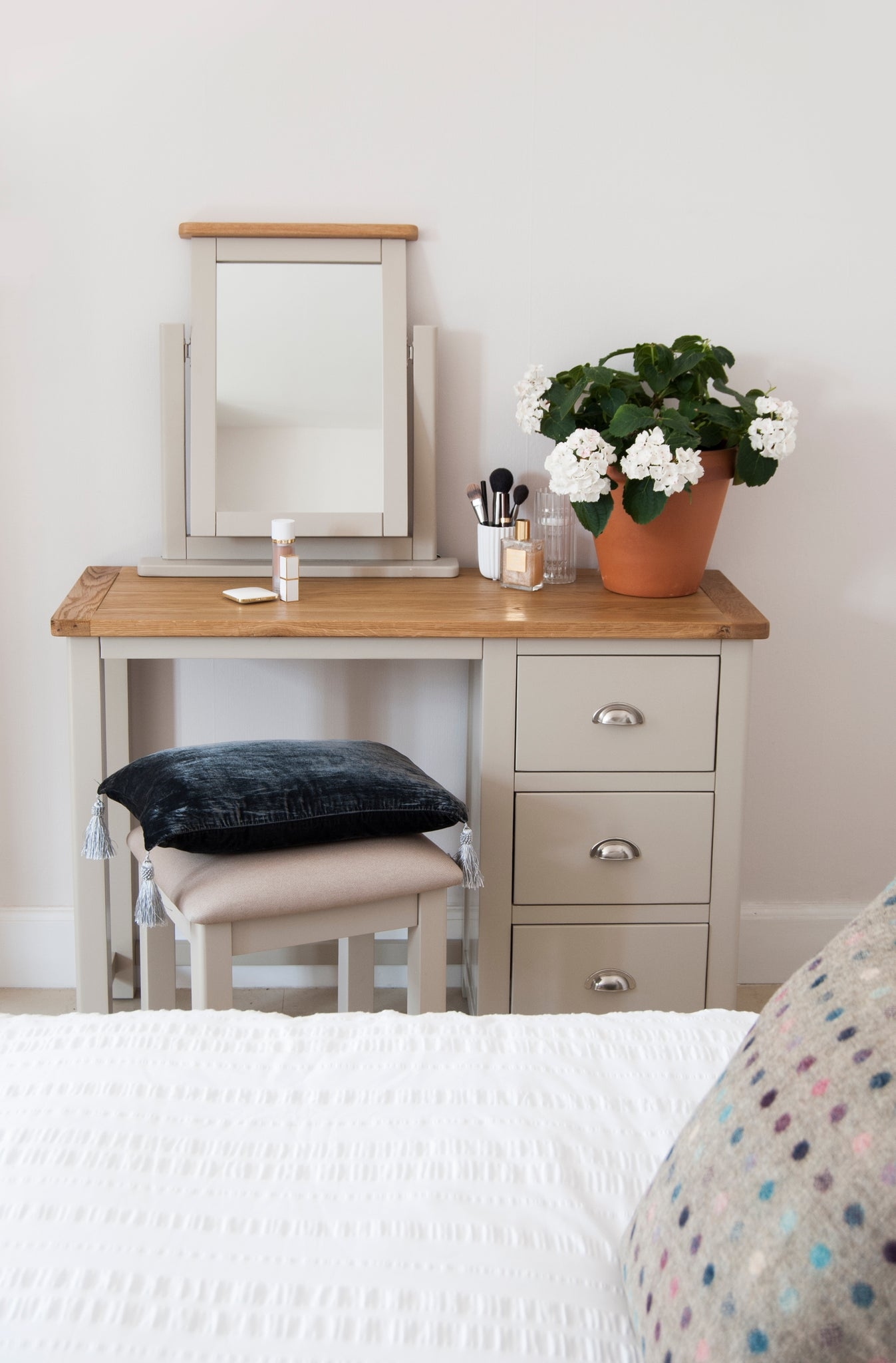Portland Painted Dressing Table
