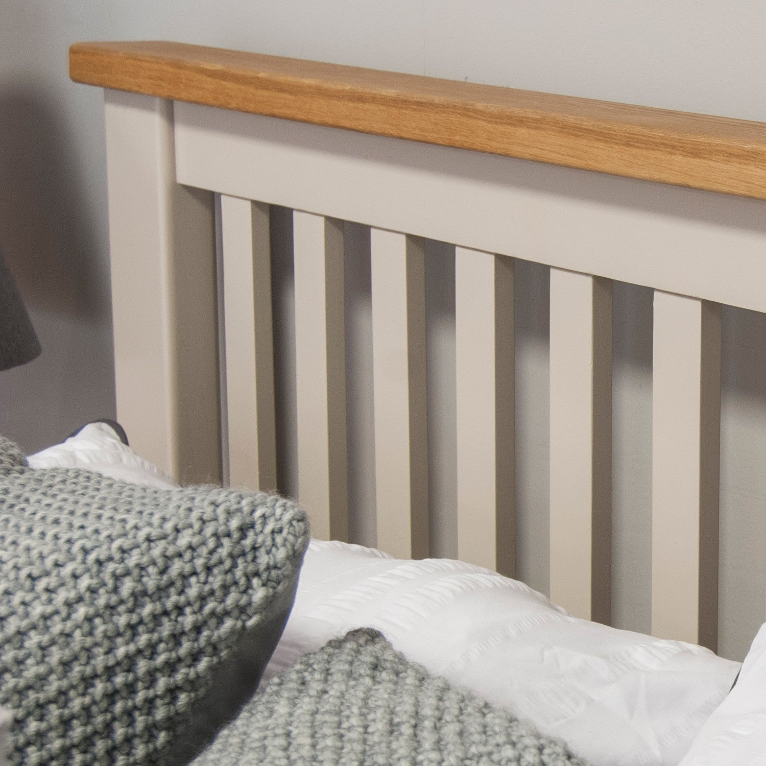 """Portland Painted Bed - 4ft6"""" (135cm) Double Bed"""