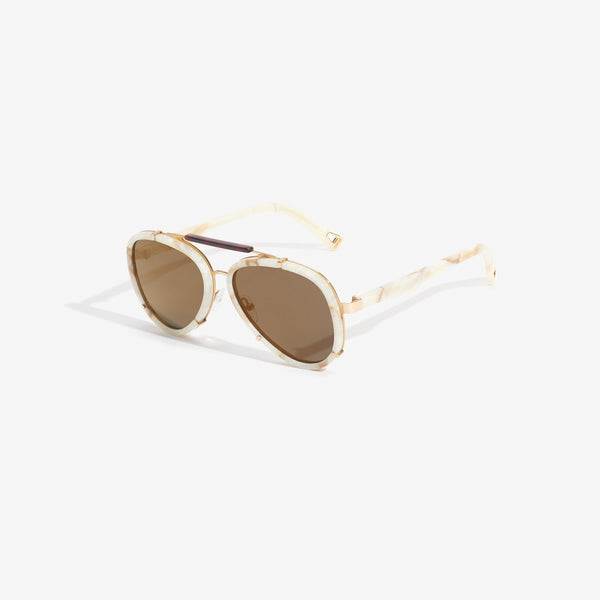 Lucy Folk Frequent Flyer Stalactite sunglasses