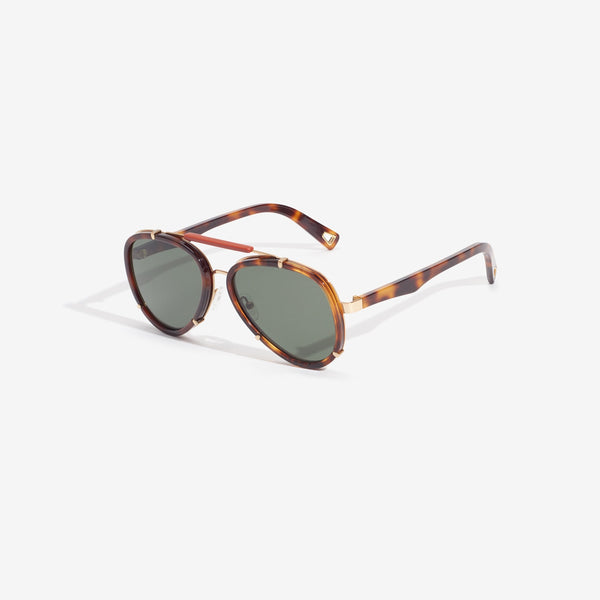 Lucy Folk frequent Flyer Piratabus sunglasses