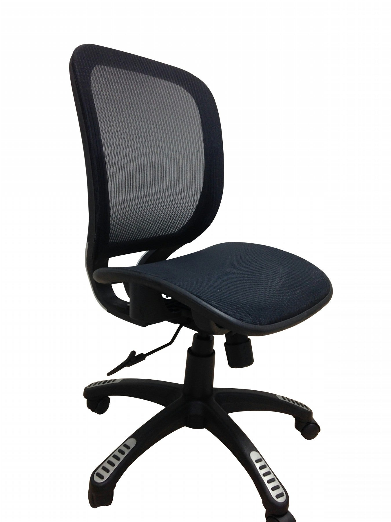 Fully Meshed Ergo Office Chair Without Armrests