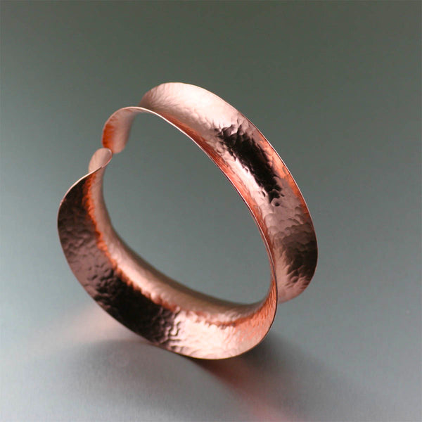 How To Style Anticlastic Copper Jewelry