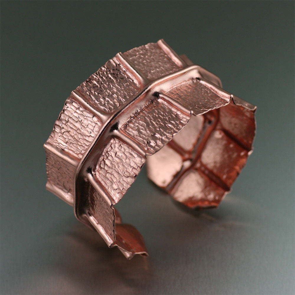 Copper.org Features Copper Jewelry by John S. Brana