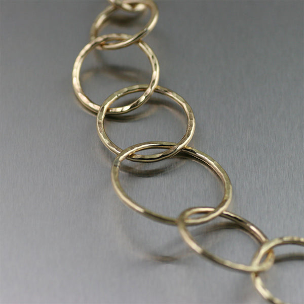 SoMa Jewelry Collection Expands to Include Hammered Multiple Link Chain
