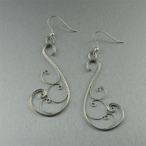 Nob Hill Filigree Earrings Collection