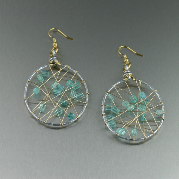 Apatite Gemstone Jewelry Collection