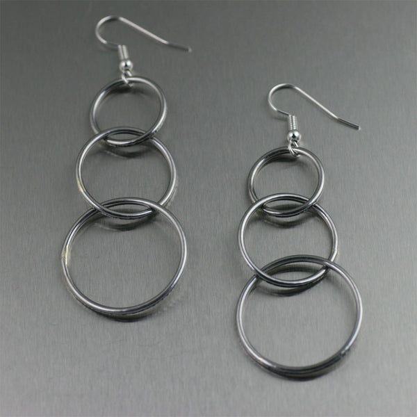 Handmade Stainless Steel Earrings Collection