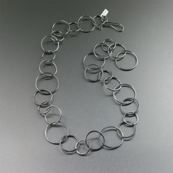 Handmade Stainless Steel Necklace Collection