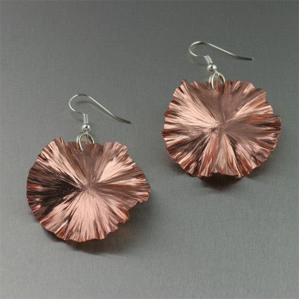 Muir Woods Copper Earrings Collection